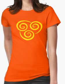 Air Nation Symbol Womens Fitted T-Shirt