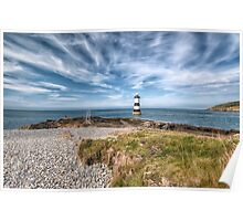 Penmon Point Poster