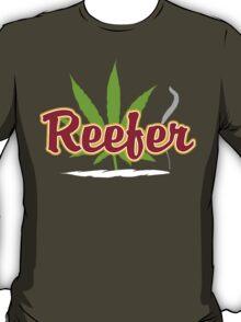 Reefer Marijuana T-Shirt