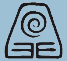 Earth Kingdom Symbol One Piece - Short Sleeve