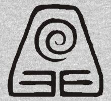 Earth Kingdom Symbol Baby Tee