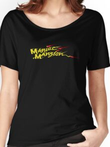 Maniac Mansion Pixel Style- Retro DOS game fan shirt Women's Relaxed Fit T-Shirt