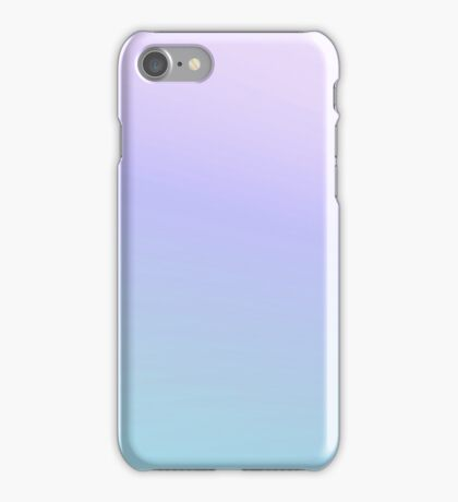 COLD WINDS - Plain Color iPhone Case and Other Prints iPhone Case/Skin