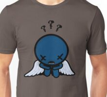 The Binding of Isaac - ??? (Blue Baby) Minimal Unisex T-Shirt
