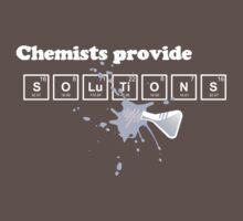 Chemists Provide Solutions