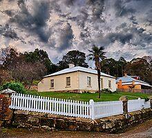 Port Arthur Cottages by JohnKarmouche