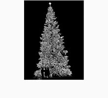 A Black And White Christmas Unisex T-Shirt
