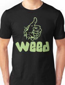 Like Weed Unisex T-Shirt