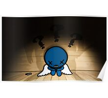 The Binding of Isaac - ??? (Blue Baby)  Poster