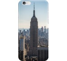 Empire State Building Skyline iPhone Case/Skin