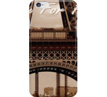 Pray For Paris ~ 11/13/2015 iPhone Case/Skin