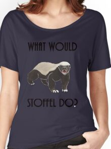 What would Stoffel do? Women's Relaxed Fit T-Shirt