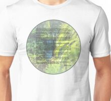 Genesis 1 24-31  Let the earth bring forth the living creature Unisex T-Shirt
