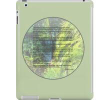 Genesis 1 24-31  Let the earth bring forth the living creature iPad Case/Skin