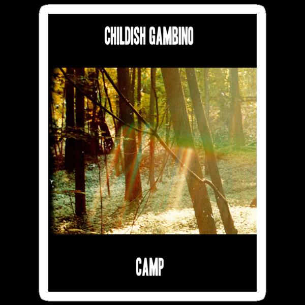 camp free childish gambino