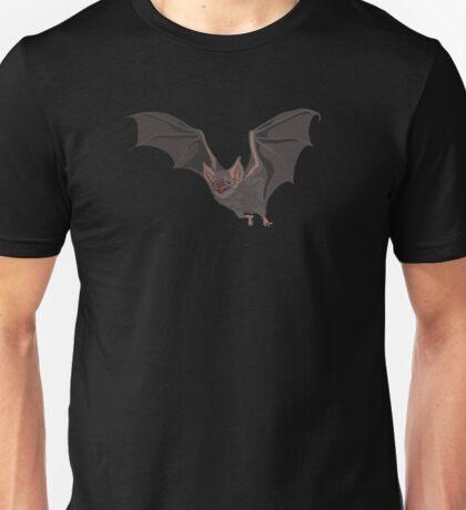 Eerie Vampire Bat Unisex T-Shirt