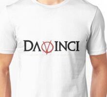 Da Vinci V Unisex T-Shirt