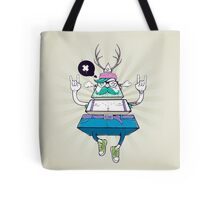 Triangle Hipsta Tote Bag
