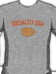 SOCIALIST USA #1 T-Shirt