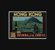 Vintage poster - Hong Kong Unisex T-Shirt