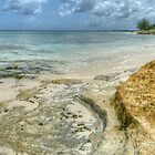 Beach in Western Nassau, The Bahamas by 242Digital