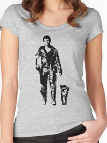 Mad Max #3 Women's Fitted Scoop T-Shirt