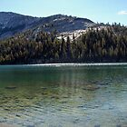 Tenaya lake by Lucy Adams