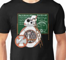Brain Ball Mk-VIII Unisex T-Shirt