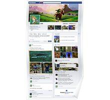 Farorebook - Link's Profile Poster