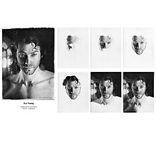 Ace Young - Collection Photographic Print