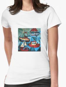 Harbour Life Womens Fitted T-Shirt