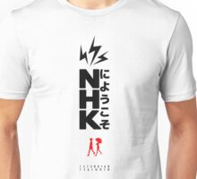 Welcome to the NHK! Unisex T-Shirt