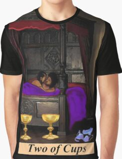 TWO OF CUPS Graphic T-Shirt