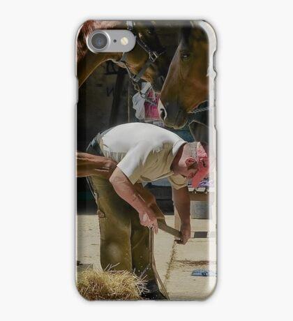 Farrier iPhone Case/Skin