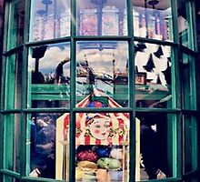 Honeydukes Shop Window 1 by Serdd