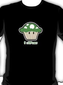 1 cUPcake Cupcake Parody T-Shirt