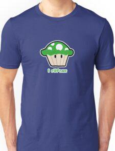 1 cUPcake Cupcake Parody Unisex T-Shirt