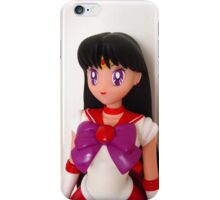 Sailor Mars Doll iPhone Case iPhone Case/Skin