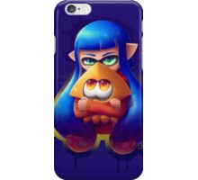 Splatoon: Squiddy Cuddles iPhone Case/Skin