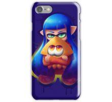 Splatoon: Squiddy Cuddles iPhone Case/Skin
