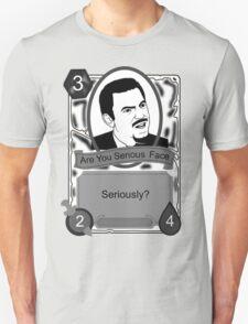 Serious Hearthstone T-Shirt