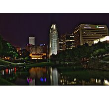 Omaha Nights Photographic Print