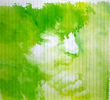 Bob Dylan  by carlie barras