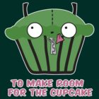 TO MAKE ROOM FOR THE CUPCAKE parody by M. E. GOBER