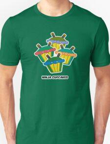 NINJA CUPCAKES parody T-Shirt