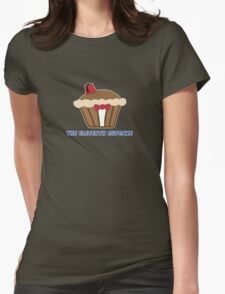 THE ELEVENTH CUPCAKE parody Womens Fitted T-Shirt