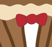 THE ELEVENTH CUPCAKE parody Sticker