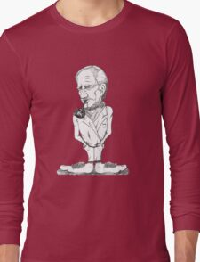 Tolkien Caricature Long Sleeve T-Shirt