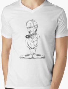 Tolkien Caricature Mens V-Neck T-Shirt