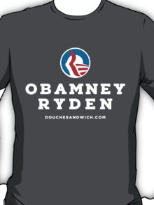 Vote Obmaney-Ryden 2012 T-Shirt